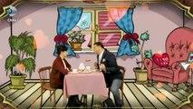 Beyaz, Hayko ve Kubatdan Sevgililer Gününe Sap Şarkısı - Beyaz Show 13 Şubat 2015