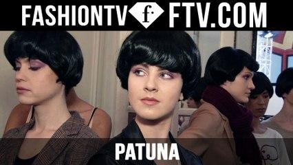 Backstage at Patuna SS16 Paris Haute Couture | FTV.com