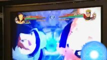 Exclusive Naruto Ultimate Ninja Storm Revolution Bijuu Naruto & Sasuke vs Mecha Naruto Demo Gameplay