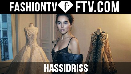Hassidriss Trends Paris Haute Couture S/S 16 | FTV.com