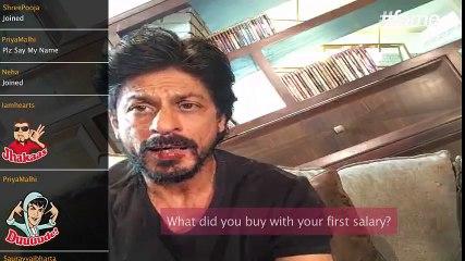 How SRK bought his first car | #SRKLiveOnFame
