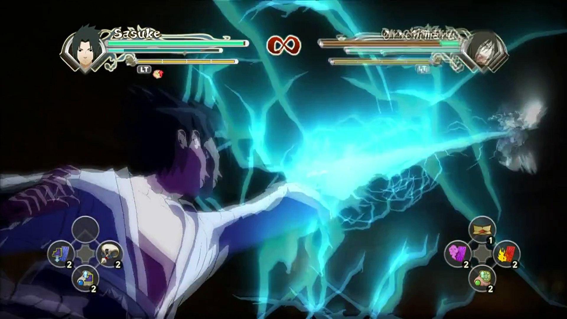 Naruto Shippuden: Ultimate Ninja Storm Generations [HD] - Sasuke Vs  Orochimaru – Видео Dailymotion