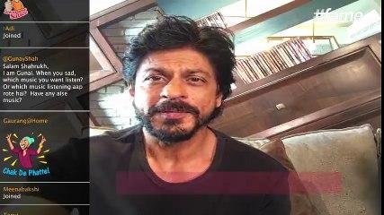 What does SRK dream about? | #SRKLiveOnFame