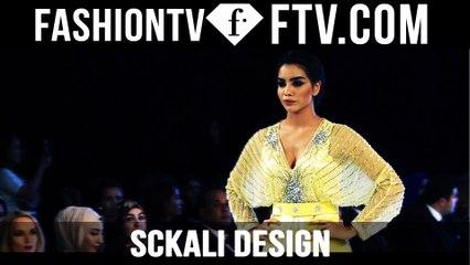 Sckali Design at Mercedes Benz Fashion Week Doha 2015 | FTV.com