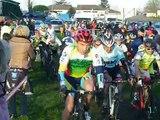 Championnat National de cyclo-cross UFOLEP à Génissac (50/59 ans)