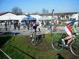 Championnat National de cyclo-cross UFOLEP à Génissac (17/19 ans)