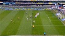2-1 Eros Pisano Goal Italy  Serie A - 07.02.2016, Hellas Verona 2-1 Inter Milano