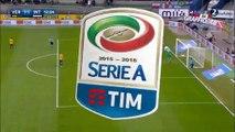 1-1 Filip Helander Goal Italy  Serie A - 07.02.2016, Hellas Verona 1-1 Inter Milano