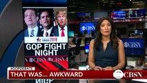 Primaires américaines : Le petit raté des candidats républicains !