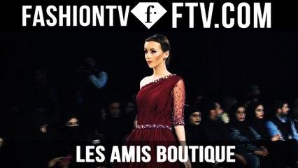 Les Amis Boutique MBFW Doha 2015 | FTV.com