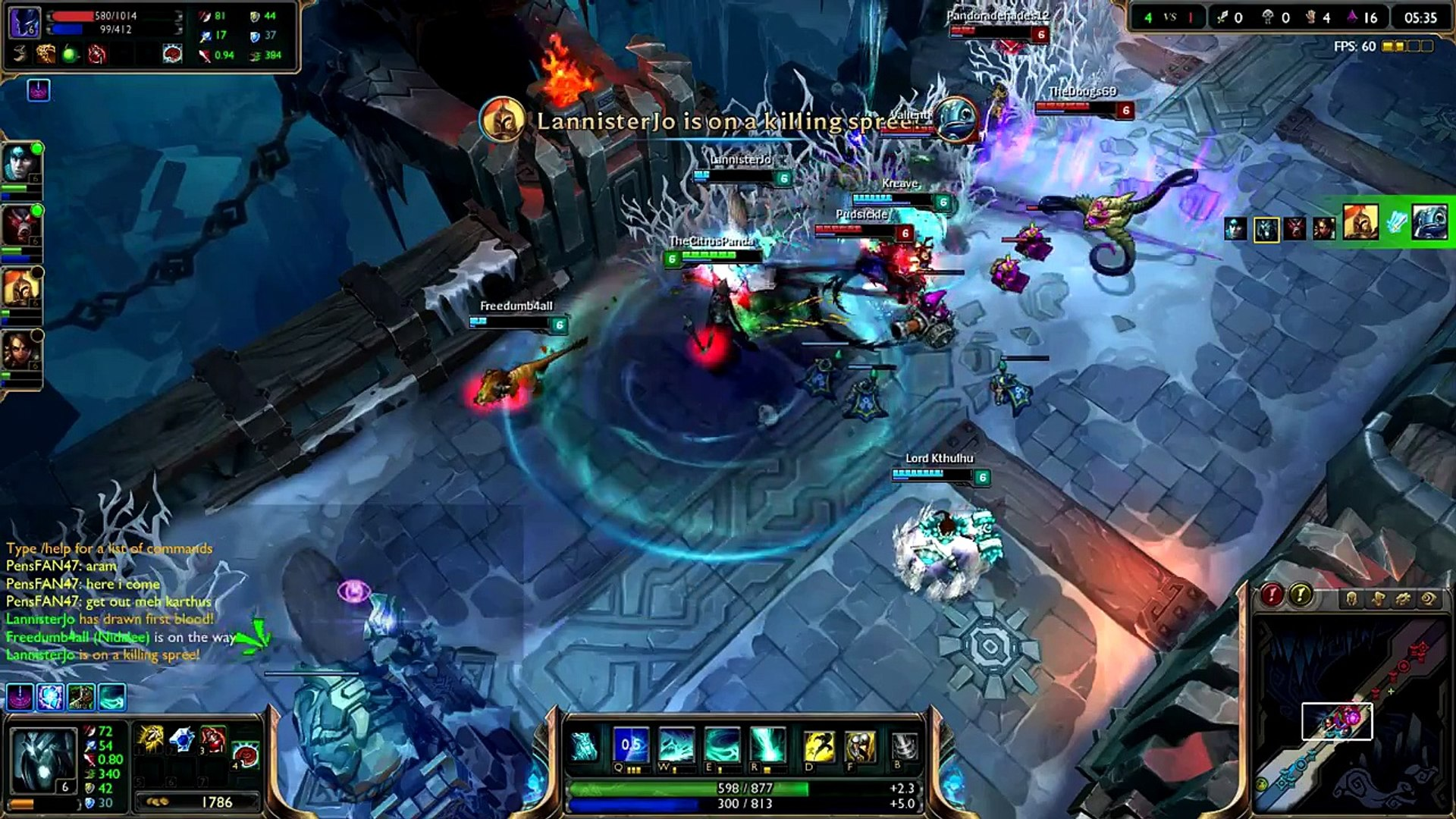 League Of Legends Karthus Aram Commentary Video Dailymotion Spawn karthus is totally viable in aram from the steady experience and gold.remember, last hitting is for plebs and just press r. dailymotion