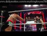 John Cena, Randy Orton & Cesaro vs. Kevin Owens, Sheamus & Rusev_ Raw - Part-3