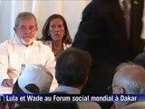 Forum social mondial de Dakar - Guillaume Grosso