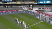 Verona 3-3 Inter Milan All Goals & Highlights serie A