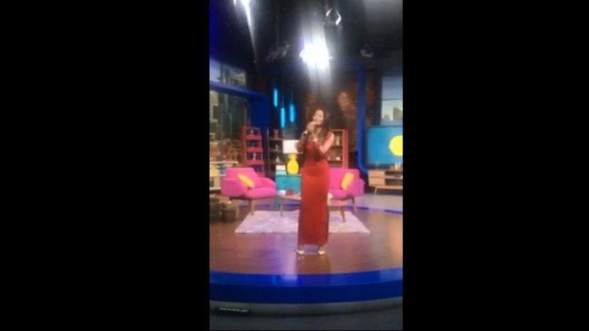 Shanty - Bukan Adam Hawa Live Performance @Sarah Sechan