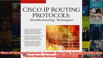 Download PDF  Cisco IP Routing Protocols Trouble Shooting Techniques Charles River Media FULL FREE