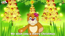 WE WISH YOU A MERRY CHRISTMAS and A HAPPY NEW YEAR   Christmas Carols