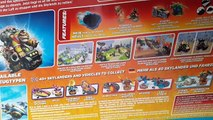 Lets Play Skylanders SuperChargers Part 0: Wii U Starter Pack Unboxing!