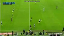 Carlos Bacca Incredible Miss | AC Milan - Udinese 07.02.2016 HD