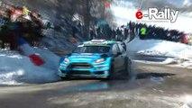 Day 3 WRC Rally Monte Carlo 2016 [HD]
