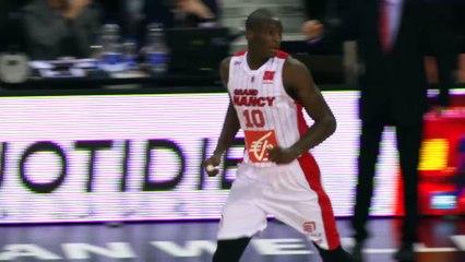 SLUC Nancy Basket / Châlons-Reims Basket (84-66) !