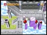 Bomberman 64 - World 6: Rainbow Palace - Stage 3: Doom Castle (Gold Cards and Custom Balls)