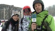 D!CI TV : La neige au rendez-vous pour accueillir les vacanciers des Orres