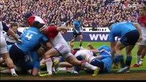 Le drôle de match de Sergio Parisse contre la France