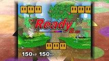Pichu Vs Mr Game & Watch - Stamina Special Melee - Super Smash Bros Melee