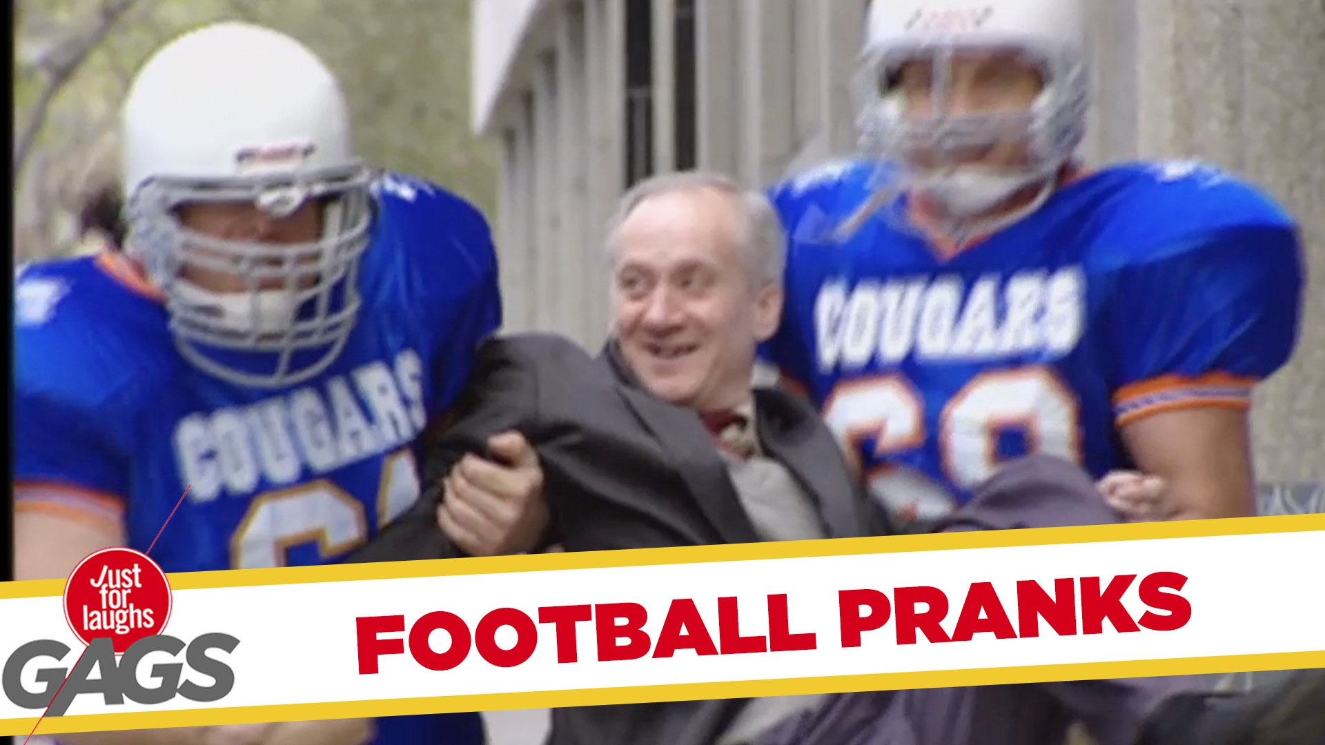 Football Américain - Best of Just For Laughs Gags