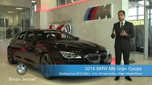 2016 BMW M6 Gran Coupe at Brian Jessel BMW New Cars