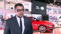 Jaguar Land Rover at the Delhi Motor Show 2016 - Jaguar Rohit Suri, President, Jaguar Land Rover