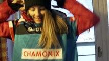 Marion Haerty vous emmène dans les coulisses de l'épreuve de freeride de Chamonix