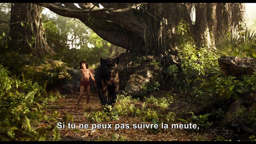 Le Livre de la Jungle - bande annonce VOSTFR