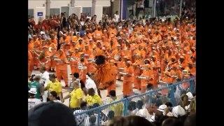 a Diva Paolla Oliveira  arrasando muito no desfile da Grande Rio de 2010, Ninguém domina a #Sapucai como nossa rainha !!