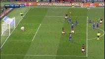 Alessandro Florenzi Goal HD - AS Roma 1-0 Sampdoria - 07-02-2016