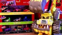 Monster Screaming Banshee Eating Wingo Snot Rod Mini CARS Lightning McQueen Mater Disney P