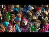 Alpine Skiing 2015-16 World Cup Women's Downhill Garmisch 06.02.2016