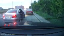 NEW Russian Thieves in Mercedes in Action like GTA 5 and Russian MOB. Only in Russia 2013