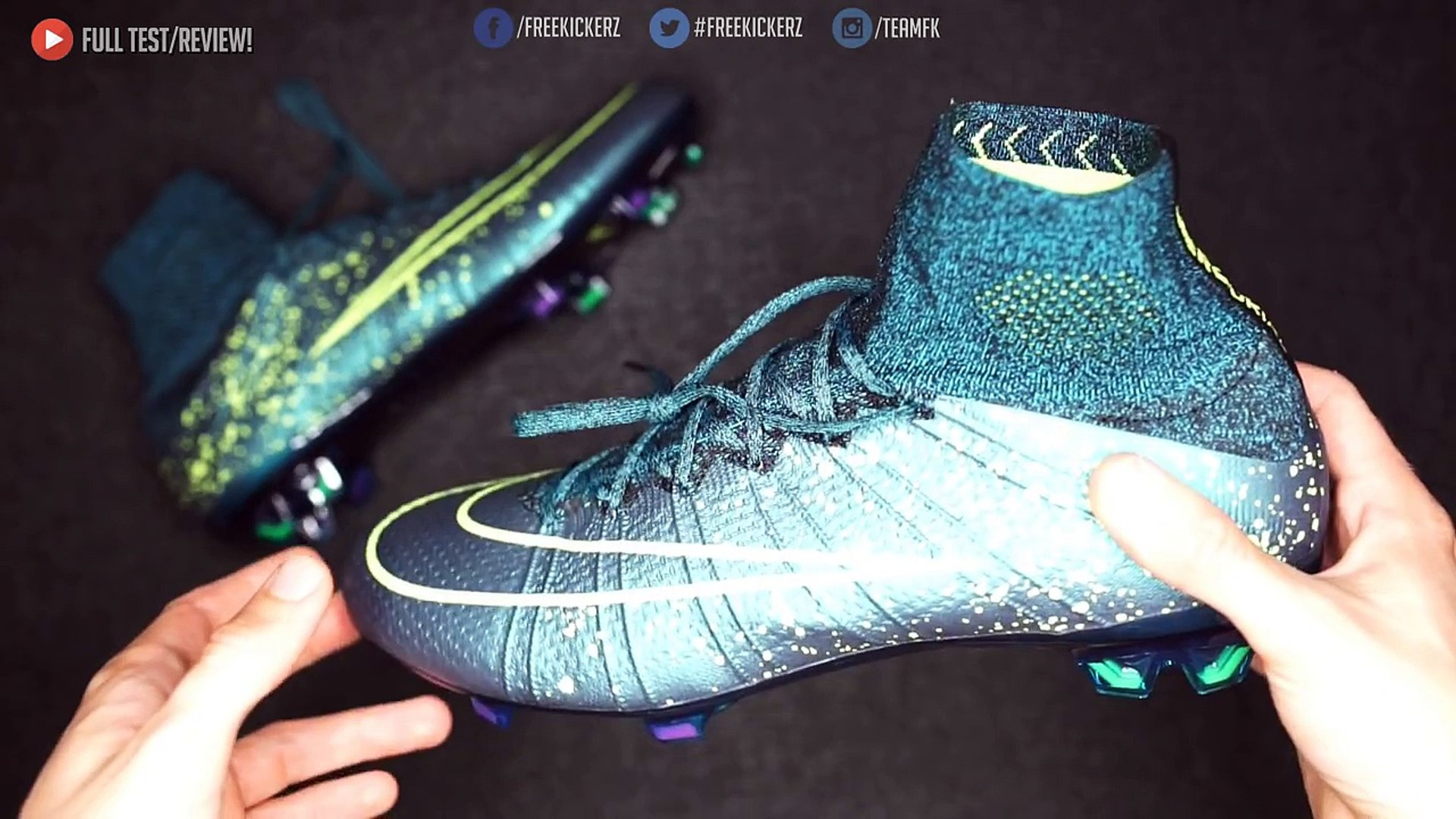 Nike Mercurial Superfly IV (Electro Flare Pack) Unboxing
