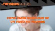COMO FAZER DOWNLOAD DE UM VIDEO DO YOUTUBE SEM PROGRAMA!