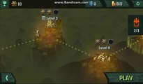 Stormblades iOS / Android Gameplay Level 4 HD