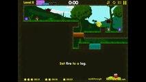 Kolobok: magic mushrooms-Walkthrough