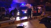 Kağıthane' de Kahvehaneye Silahlı Saldırı 1 Ölü 1 Yaralı