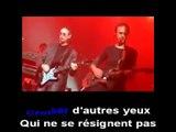KARAOKE JEAN-JACQUES GOLDMAN - Envole moi [Version LIVE 2002]