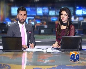 Geo News Headlines - 08 February 2016 - 1100