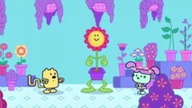 Flower Fun Time | Fredbot Childrens Cartoon (Wow! Wow! Wubbzy!)