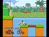 Smash Bros - Pichu vs Dr. Mario SSBM Battles