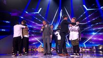 Get in! Isaac Waddington and The Neales get the results | Semi-Final 4 | Britains Got Tal