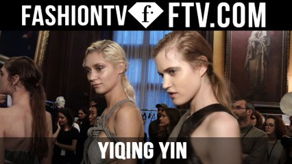 Yiqing Yin Trends at Paris Haute Couture Week SS 16 | FTV.com